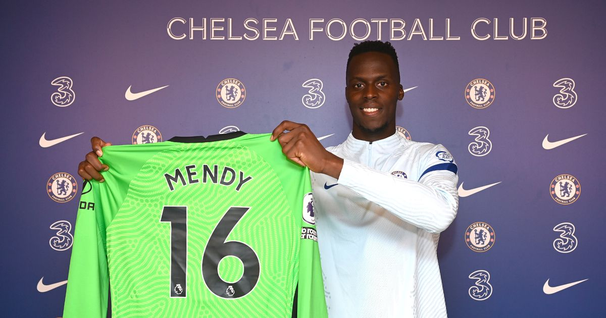 Edouard Mendy names Chelsea inspirations as 'keeper targets debut at West Brom