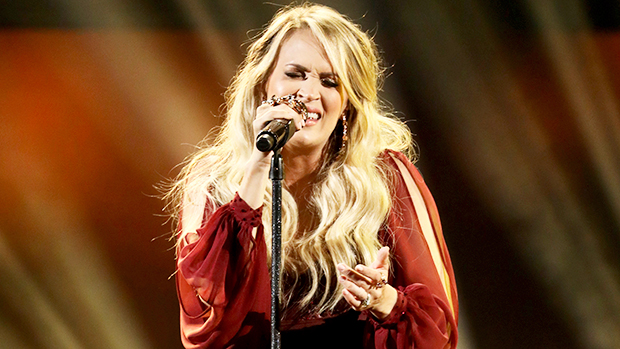 Carrie Underwood's Son Isaiah, 5, Sings Like A Pro While Duetting With Mom On New Christmas Album — Listen