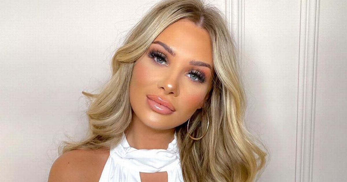 Love Island's Shaughna Phillips hints at romance with fellow star Jack Fincham