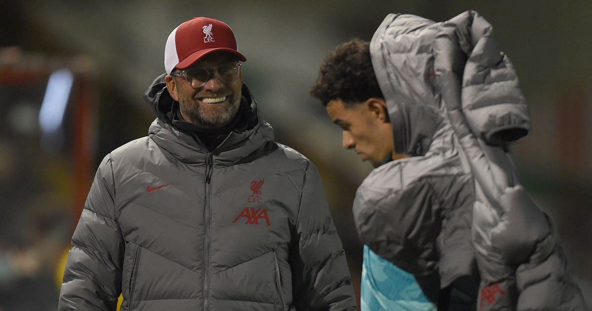"""Liverpool let cat out of the bag as """"massive talent"""" added to first-team picture"""