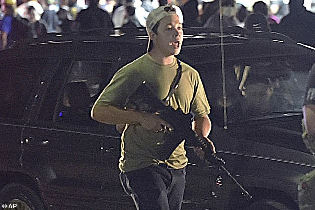 Prosecutors say Rittenhouse shot and killed two protesters and wounded a third on the streets of Kenosha on August 25. His attorneys have said Rittenhouse acted in self-defense and have portrayed him as a courageous patriot who was exercising his right to bear arms