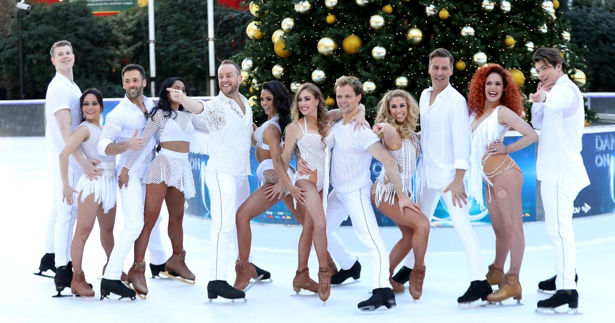 Dancing On Ice 'gets tough over quarantine' ahead of pros meeting celeb stars