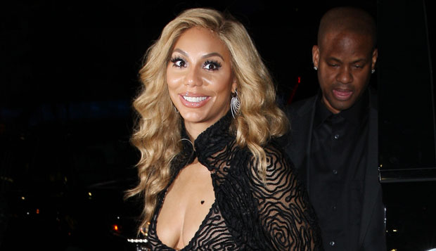 Tamar Braxton Seemingly Shades Ex-BF David Adefeso After He Files Restraining Order: 'Dudes Manipulate'