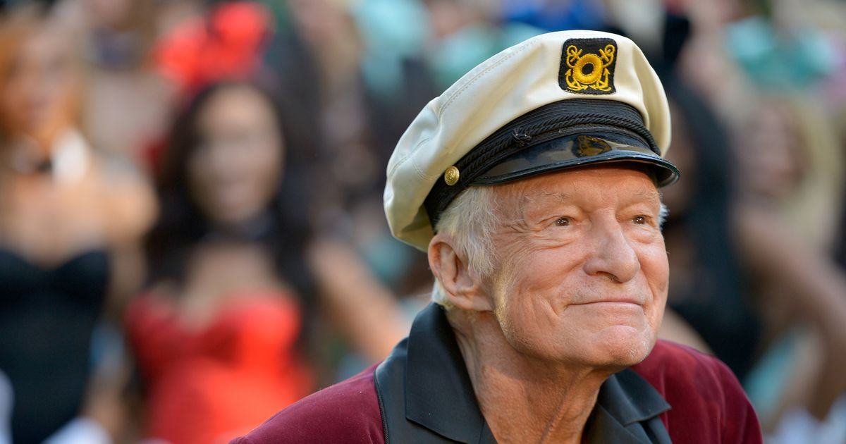 Playboy mansion left to rot and stripped by looters after Hugh Hefner's death