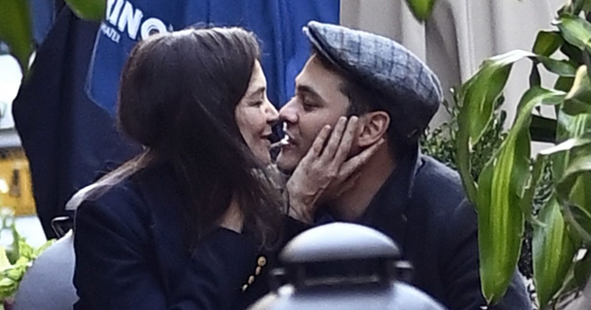 Katie Holmes fell for dishy Italian chef who split from girlfriend after kiss