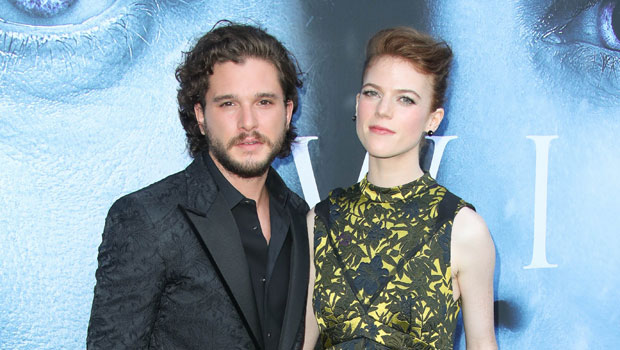 Kit Harington Expecting First Child With 'Game Of Thrones' Co-Star Rose Leslie — Congrats