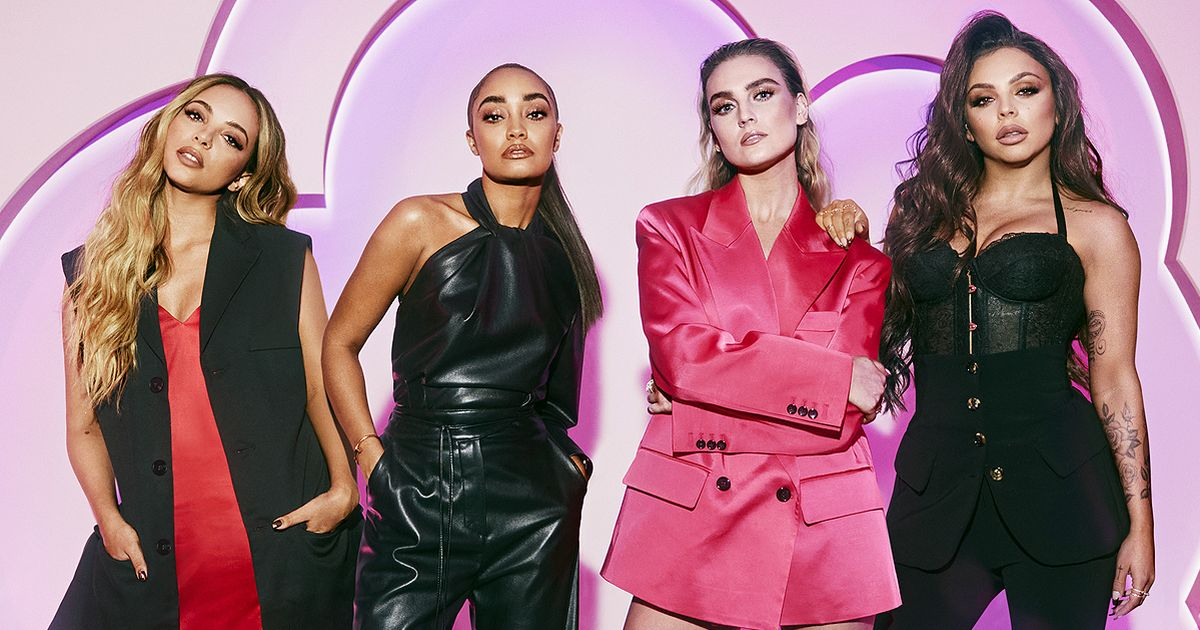 Little Mix had 'tears and sleepless nights' over new talent show The Search