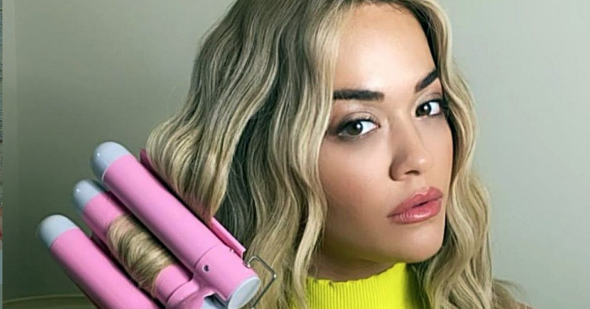 Rita Ora turns Instagram into shopping channel plugging products during lockdown