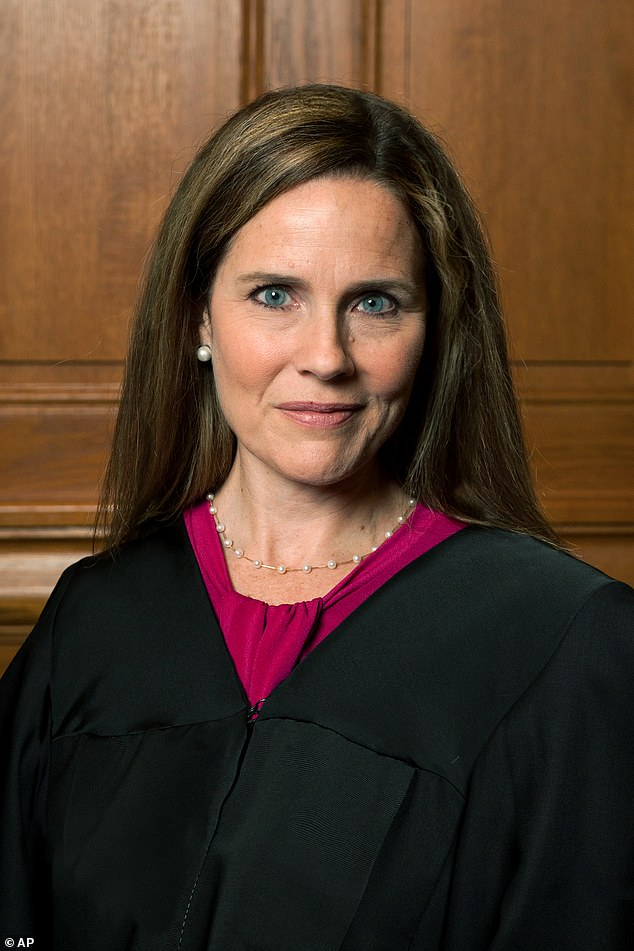 Barrett was nominated by Trump to the Seventh Circuit Court of Appeals by Trump in 2017, and in the past three years she has often illustrated Scalia's influence by delving deep into historical minutiae to glean the meaning of original texts