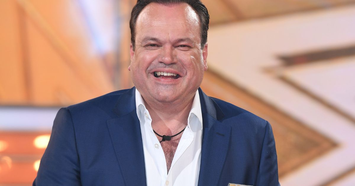 EastEnders star Shaun Williamson discovered he has secret 32-year-old son
