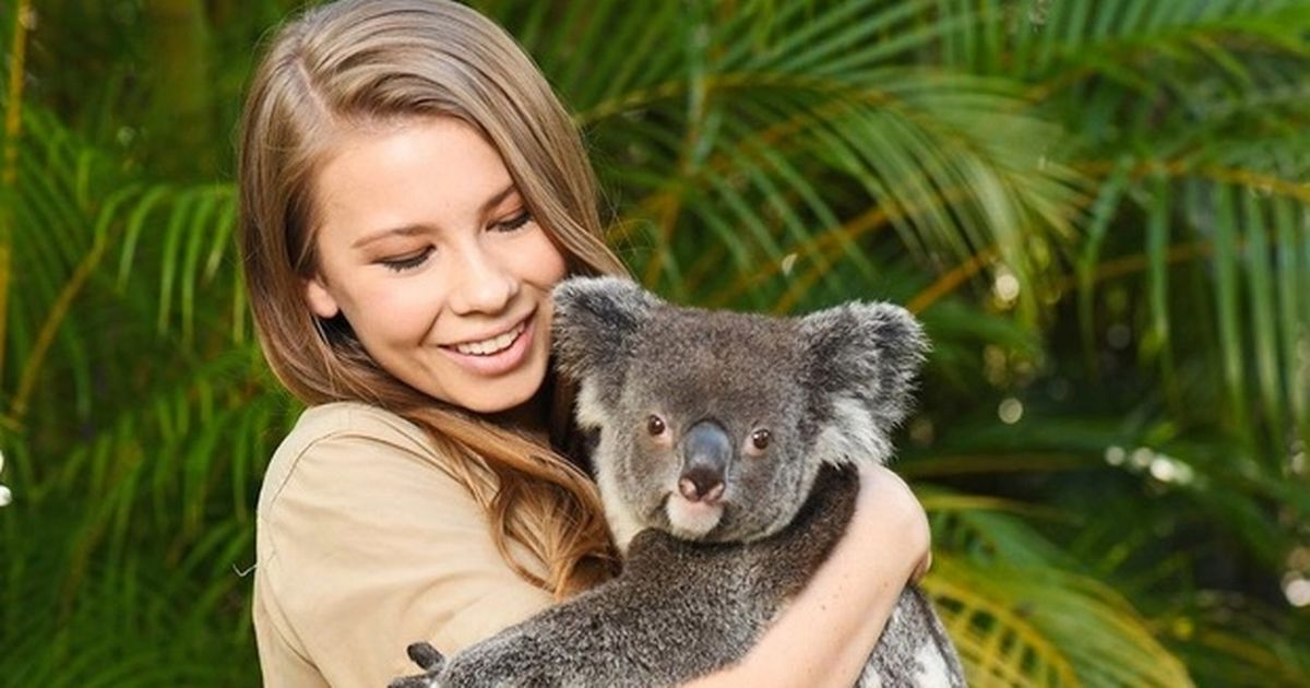 Pregnant Bindi Irwin shares touching quote by her beloved late dad Steve Irwin
