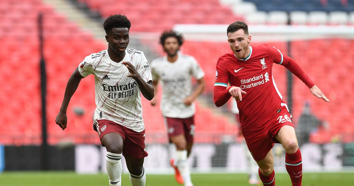 Liverpool vs Arsenal predictions as experts give their verdicts on Anfield clash