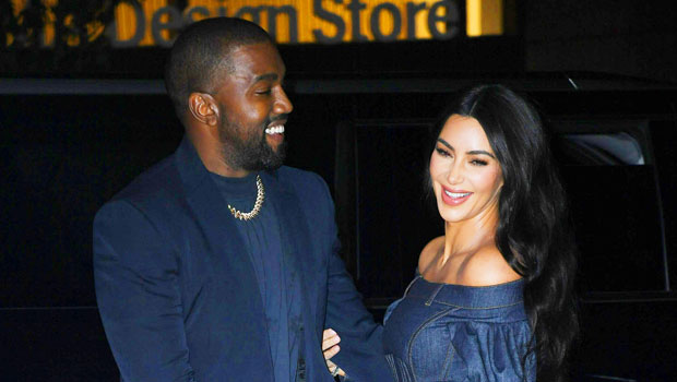 Kanye West Romances Kim Kardashian With A Private Outdoor 'Dinner For Two' — See Pic