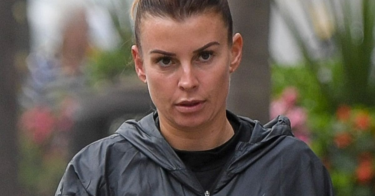 Coleen Rooney seen for first time after Rebekah Vardy joins Dancing On Ice