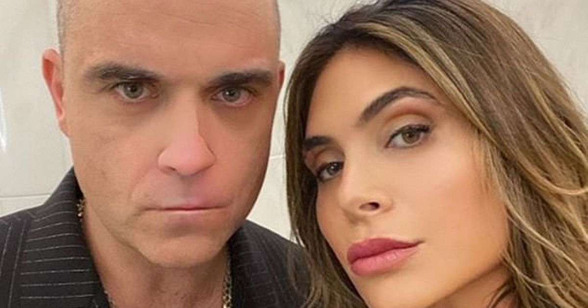 Ayda Field says 'b*****d' Robbie Williams ghosted her before 'most insane date'