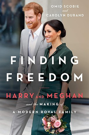 Meghan denies that she helped with the book