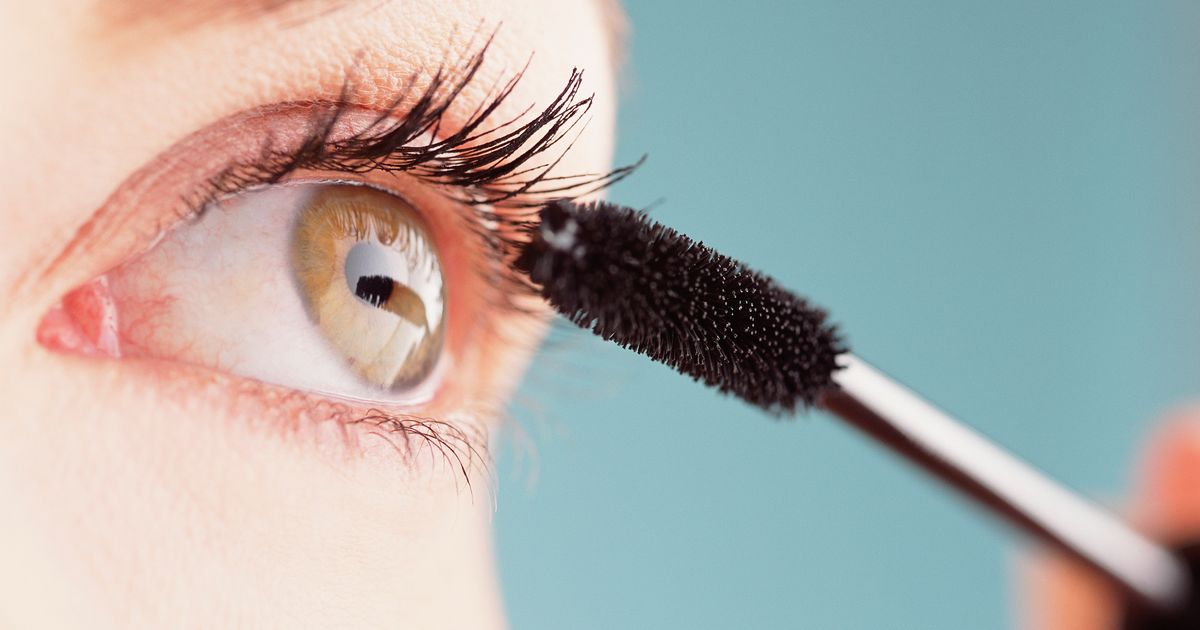 Best mascaras for sensitive eyes