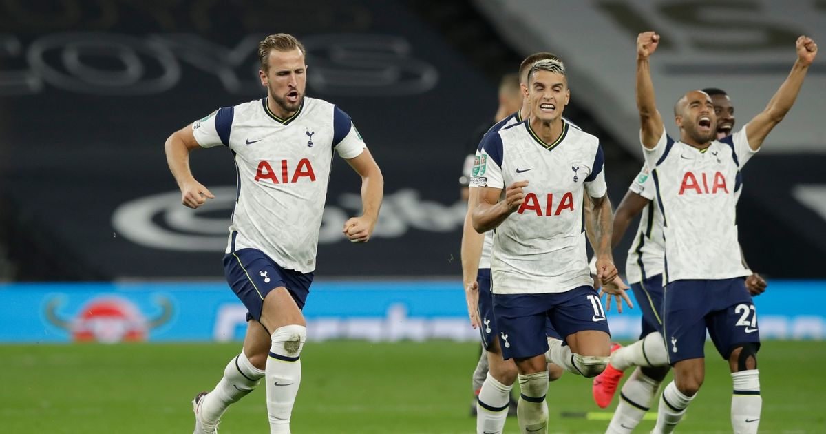 Mourinho and Spurs grind down Lampard and Chelsea to win Carabao Cup clash