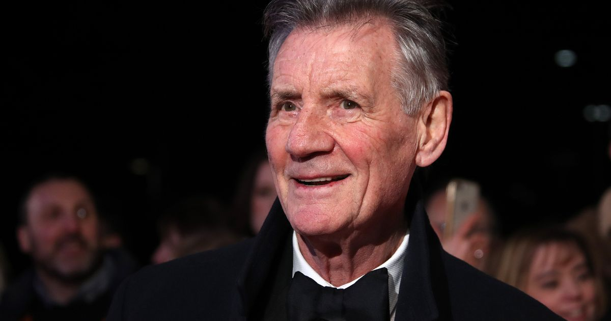 Sir Michael Palin set to make a guest appearance in The Simpsons