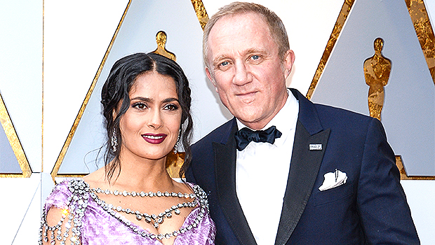 Stars Who Married After 40: Salma Hayek, Cameron Diaz & More