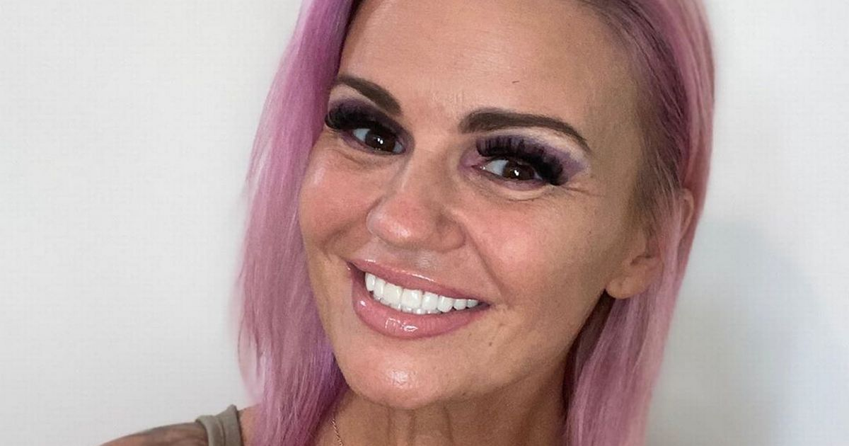 Kerry Katona 'disappointed' in Russell Brand over working class men tweet