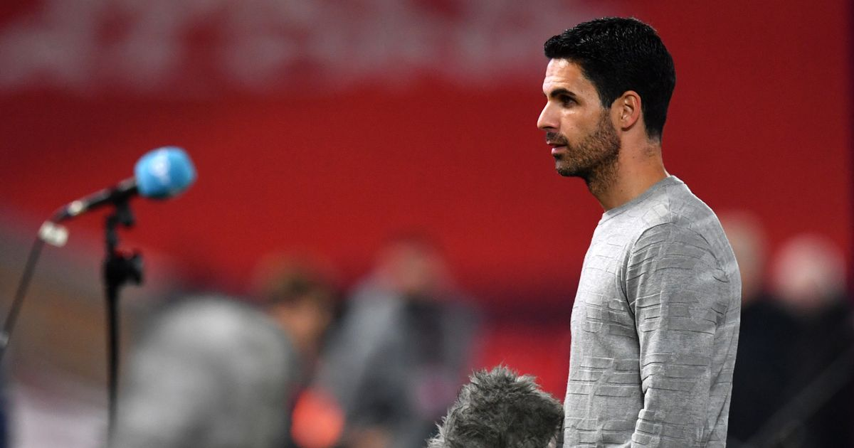 Mikel Arteta reinforces message to Arsenal stars ahead of Liverpool return