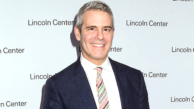 Andy Cohen Agrees He Should Moderate Next Presidential Debate As Fans Insist He'd Cut Off Trump's Mic