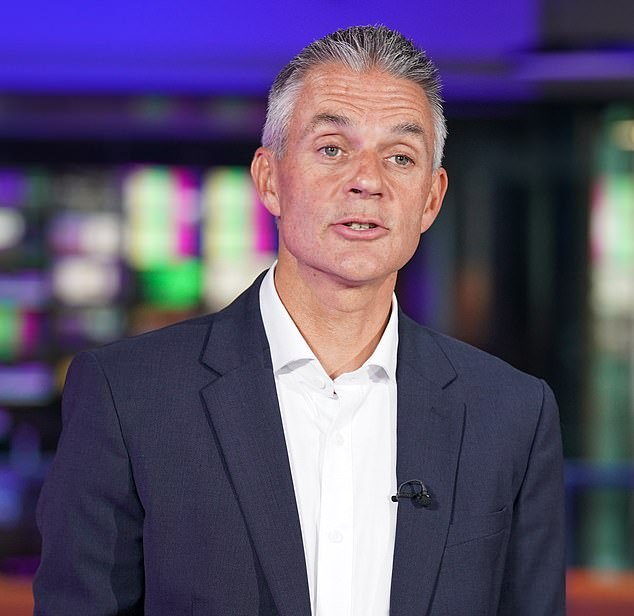 Tim Davie (pictured) the new director-general, is also targeting unfunny Leftie woke comedians who get too much air time, and BBC staff who fail the impartiality test in their reporting and presenting