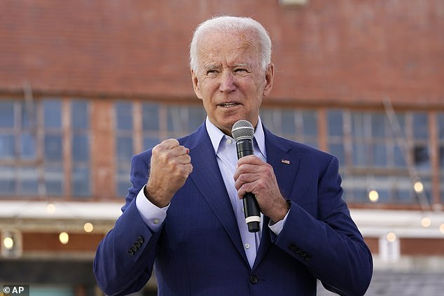 Biden is 'aggressively' preparing for the first debate-stage matchup with Trump