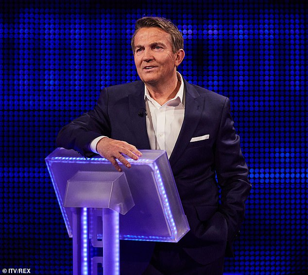 Bradley Walsh 'boosts his earnings by £2M as he's lined up to host Blankety Blank revival'