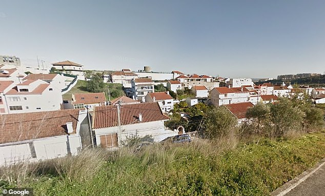 A British tourist was rushed to hospital in Portugal after being stabbed during a bungled street robbery in Vialonga (file photo)