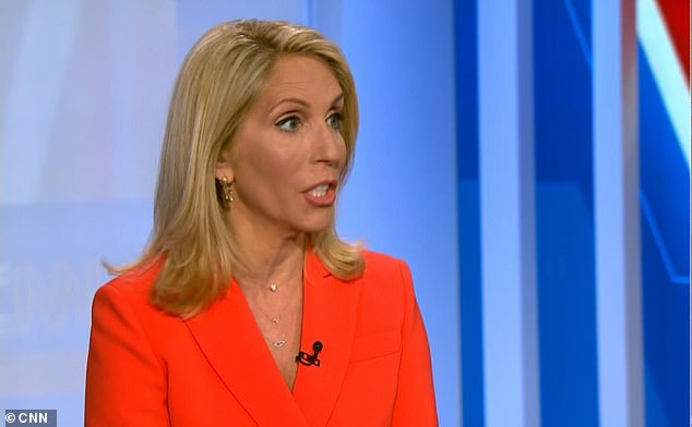 CNN's Dana Bash calls tumultuous first presidential debate between Biden and Trump a 's**t show'