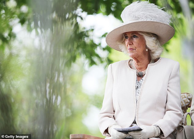 Camilla has urged concerned family members to