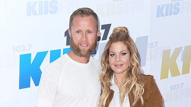 Candace Cameron Bure Hits Back At Haters By Re-Posting 'Inappropriate' Photo With Husband