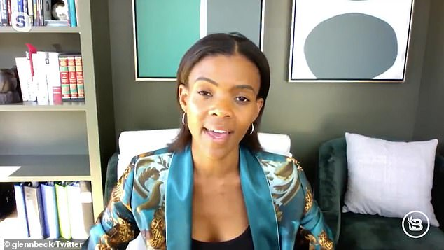 Candace Owens, 31, told her 2.6 million Twitter followers LeBron James bore responsibility