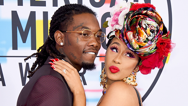 Cardi B & Offset Relationship Timeline: Cheating Scandal, A Baby & More Of Their Ups & Downs