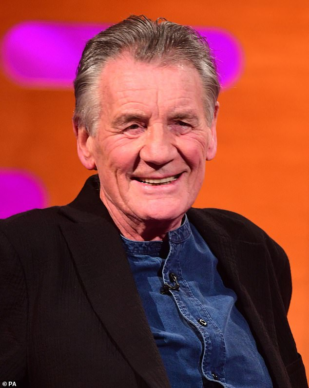 Comedians should be free to decide what jokes to tell, says Monty Python legend Michael Palin