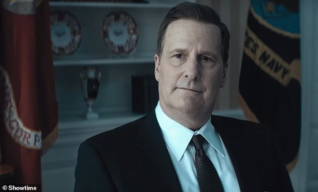The miniseries, featuring Jeff Daniels as James Comey, is based on the former FBI director's 2018 memoir, A Higher Loyalty