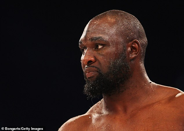 Danny Williams (above) has retired from boxing after his latest defeat to Sergey Kharitonov