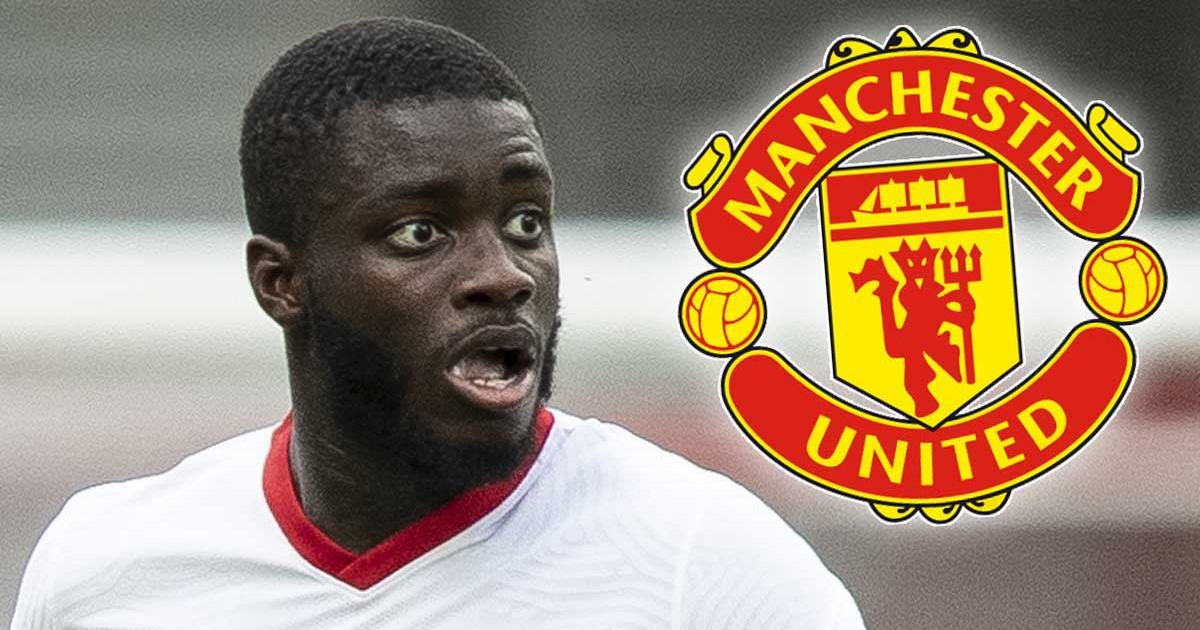 Dayot Upamecano responds to transfer speculation as Man Utd's stance changes