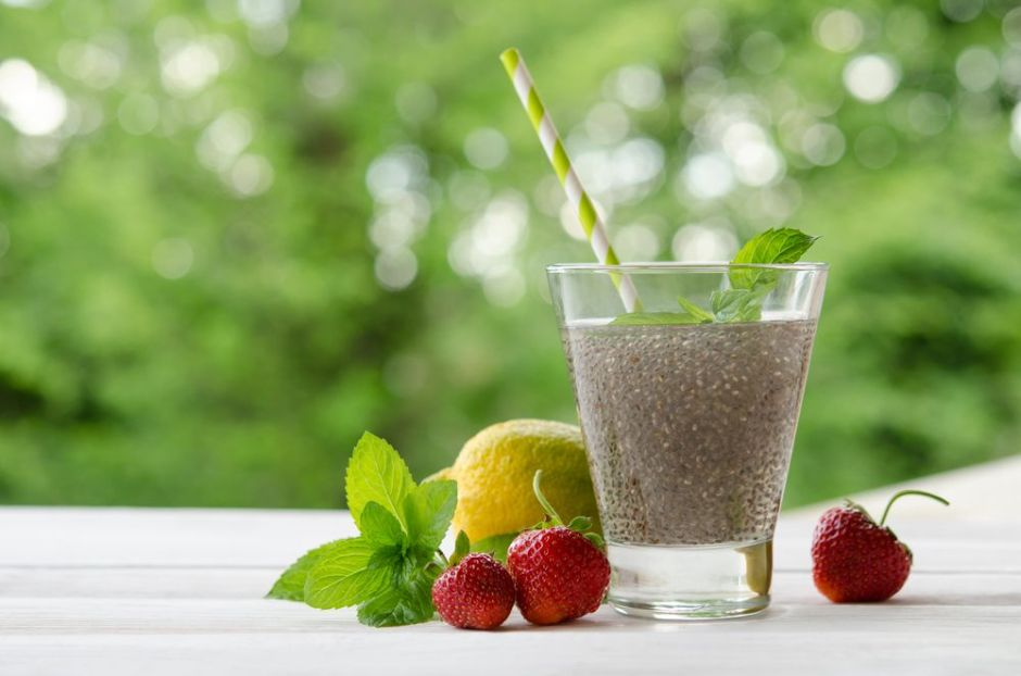 Discover the medicinal power of chia water and learn how to prepare it | The NY Journal