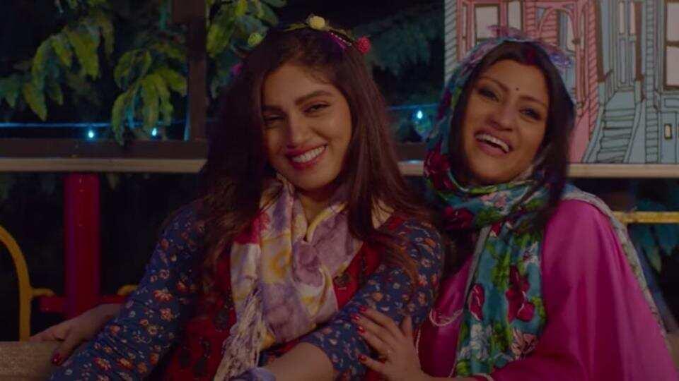 Dolly Kitty Aur Woh Chamakte Sitare trailer features Bhumi Pednekar, Konkona Sen Sharma.
