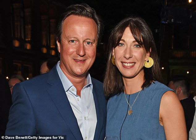 EDEN CONFIDENTIAL: Samantha Cameron's sister blasts 'frustrated housewife' Sasha Swire