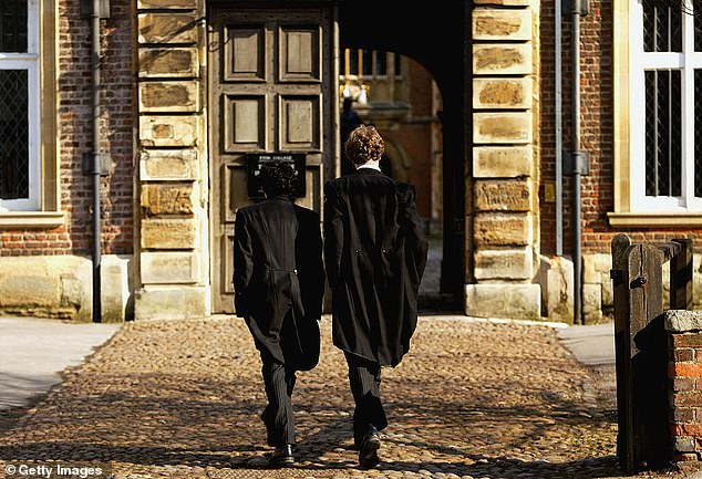 Eton College has been hit by an outbreak of coronavirus after