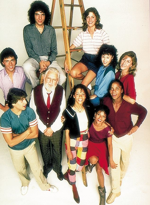 Fame, the Eighties TV show starring Debbie Allen, is getting a reunion special