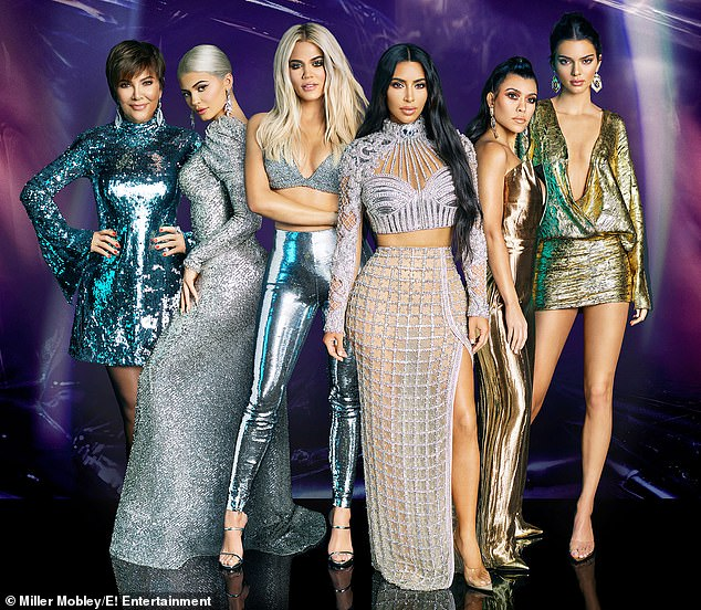 Fond farewell: The Kardashian–Jenner clan announced Tuesday that Keeping Up With The Kardashians would end in 2021 after 20 seasons, which left their fans scrambling to make the perfect meme to remember the show on social media