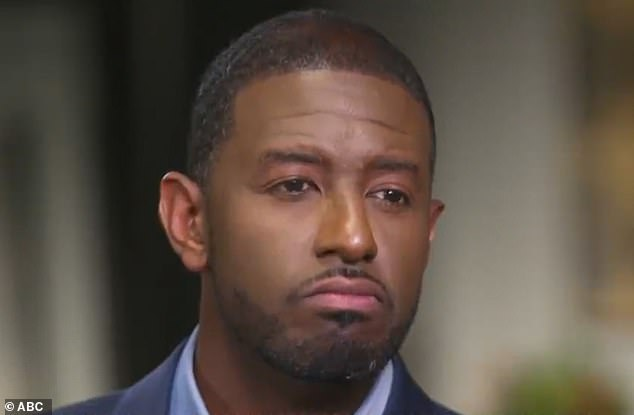 Former Democratic gubernatorial candidate Andrew Gillum has spoken in a TV interview to address an incident in which he was found unconscious in a hotel