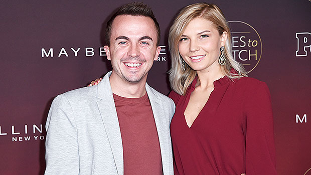 Frankie Muniz & Wife Paige Price Announce They're Expecting 1st Child Together: 'We're Thrilled' — Watch