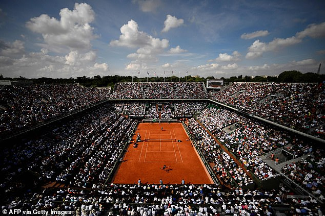 French Tennis Federation has cut the number of fans that will be allowed at the French Open