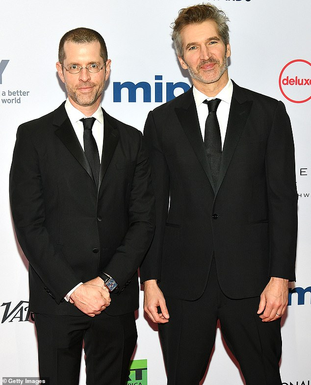 Back in action: Game Of Thrones co-creators David Benioff and D.B. Weiss are adapting the Chinese sci-fi sage The Three-Body Problem for Netflix. They